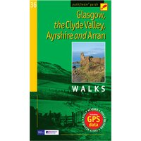 Pathfinder Glasgow, the Clyde Valley, Ayrshire & Arran Walks Guide - Green, Green