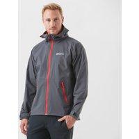 Berghaus Mens Stormcloud Waterproof Jacket, Grey