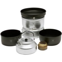 Trangia 25-6 Non Stick Cooker & Kettle Set, Brown/Grey