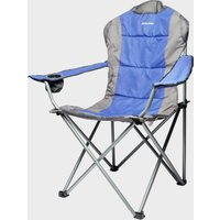 Eurohike Langdale Deluxe Folding Chair  Blue