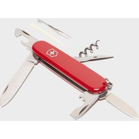 Victorinox Spartan Army Swiss Knife, Red