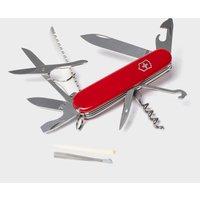 Victorinox Huntsman Knife, Red