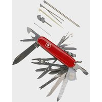 Victorinox Swiss Champ Knife  Red