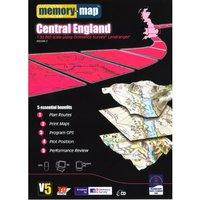 Memory Map Landranger Region 2 CD ROM, Assorted