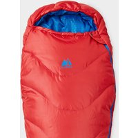 Eurohike Juniors' Adventurer Sleeping Bag, CHY/CHY