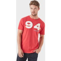 Stone Monkey Men's 94 Tee, Red