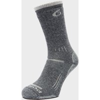 Point6 Men's Trekking Heavy Socks, Grey