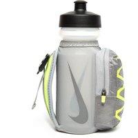 Nike Vapor 625ml Hand Held Water Bottle, White