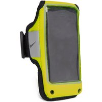 Nike Womens Lightweight Smartphone Arm Band, Yellow
