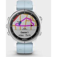Garmin fenix 5S Plus Multi-Sport GPS Watch - White, White