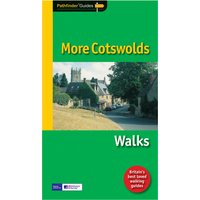 Pathfinder More Cotswolds Walks Guide - Green, Green