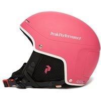 Peak Perf Womens Skull Light Ski Helmet, Pink