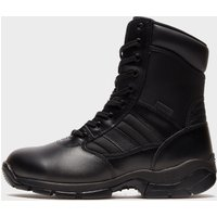 Magnum Men's Panther Side Zip Industrial Work Boots, Black/BLAC
