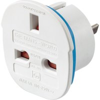 Design Go Trans-Continental Adapter, White