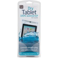 design go dry waterproof ipad case  clear, clear