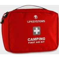 Lifesystems Camping First Aid Kit, Red