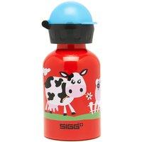 Sigg Barnyard Fun 0.3L Water Bottle, Red