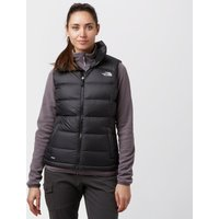 The North Face Womens Nuptse 2 Down Vest, Black