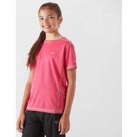 Regatta Girl's Dazzler T-Shirt, Pink/PNK