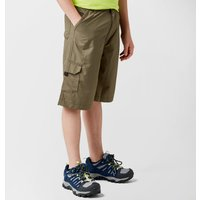 Regatta Boy's Sorcer Shorts, Brown/GRY