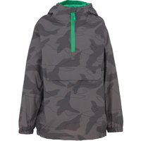 Peter Storm Boys Camo Waterproof Kag In A Bag, Camouflage