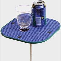 Quest Stick Table, Blue/MBL