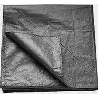 Vango PVC Groundsheet - Large, Green