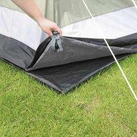 Outwell Montana 6 Man Tent Footprint, Grey