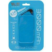 Ye Energy Pocket 3 Micro USB Power Bank, Blue