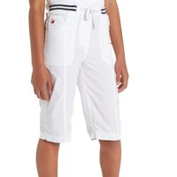 Peter Storm Girls Adjustable Waist Shorts, White