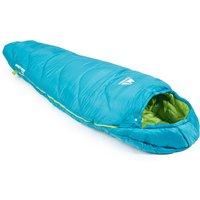 Eurohike Adventure Youth 200 Sleeping Bag, Blue