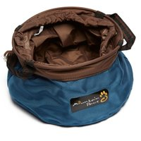 Mountain Paws Dogs Dinner Bowl, Blue
