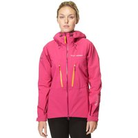 Helly Hansen Womens Verglas Waterproof Shell Jacket, Pink