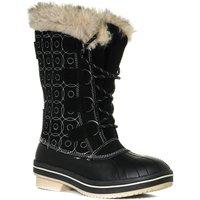 Karrimor Womens Flurry Snow Boots, Black