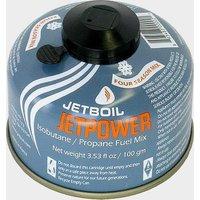 Jetboil Jetpower 100g Fuel Canister, Blue