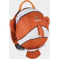 Littlelife Clown Fish Toddler Daysack - Orange, Orange