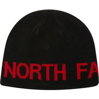 The North Face Mens Reversible Banner Beanie Hat, Black