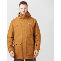 Berghaus Men's Otago Waterproof Jacket - Brown, Brown
