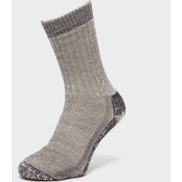 Smartwool Men's Heavy Trek Crew Socks, Grey