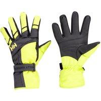Helly Hansen Mens Textile Ski Gloves, Lime