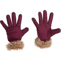 Peter Storm Girls Eva Waterproof Gloves, Purple