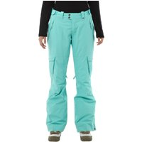 The North Face Womens Go Go Cargo Ski Pants, Blue