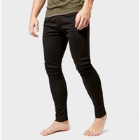 Peter Storm Men's Thermal Base Layer Pants, Black
