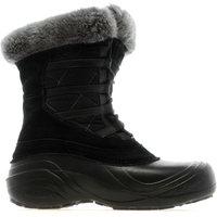 Columbia Womens Sierra Summette Lace Waterproof Boots, Black