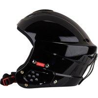 Sinner Childrens Rodeo Ski Helmet, Black