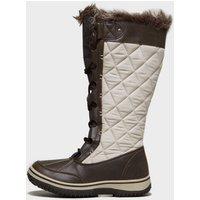Alpine Womens Bundall Snow Boots, Brown