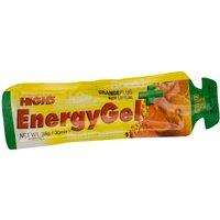 High 5 Energy Gel with Caffeine - Orange, Assorted
