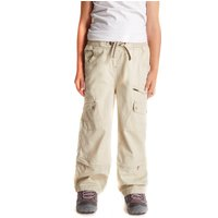 Peter Storm Girls Zip Off Trousers, Brown