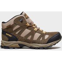 Hi Tec Mens Alto Mid Waterproof Hiking Boot, Brown