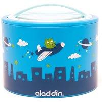 Aladdin Boys Bento Lunchbox, Blue